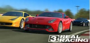 Electronic Arts Real Racing 3
