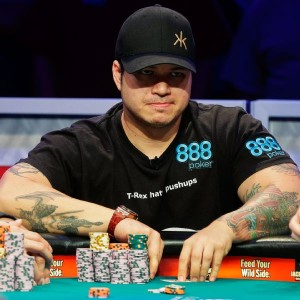Jay Farber WSOP second place
