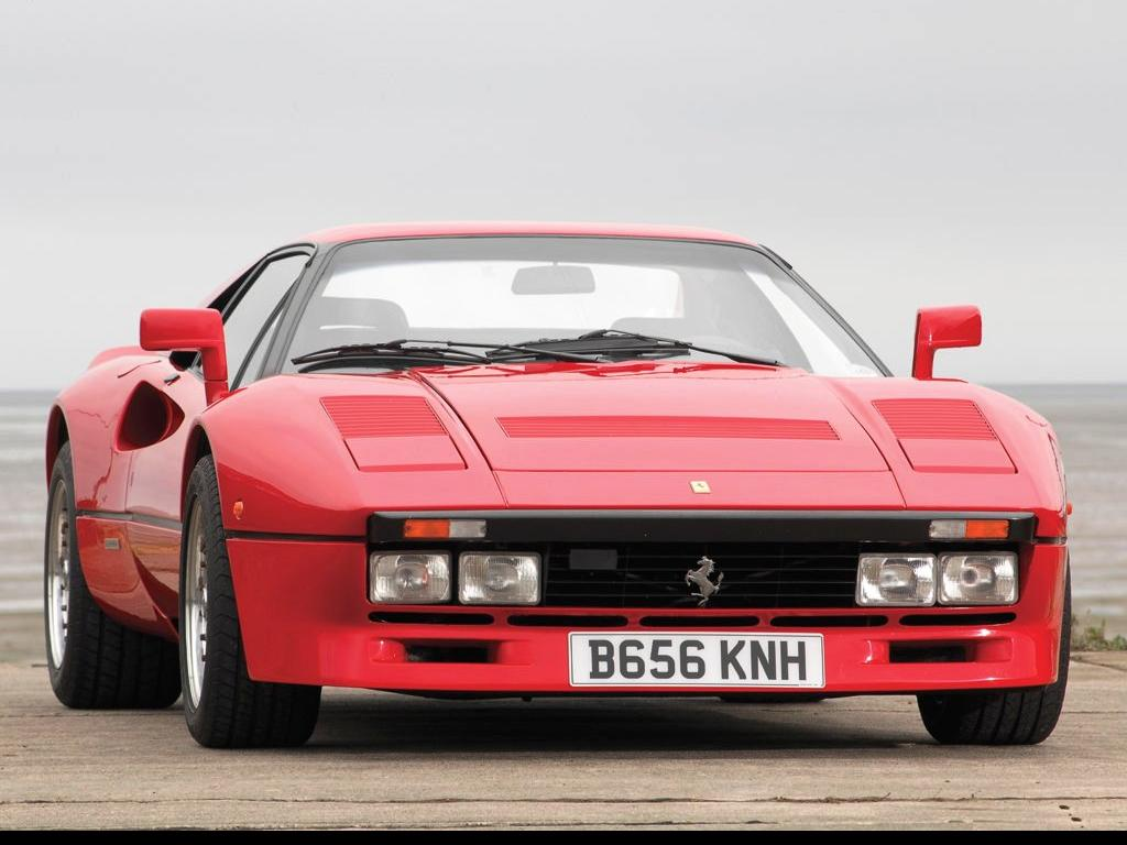 Rewind Review Ferrari 288 Gto