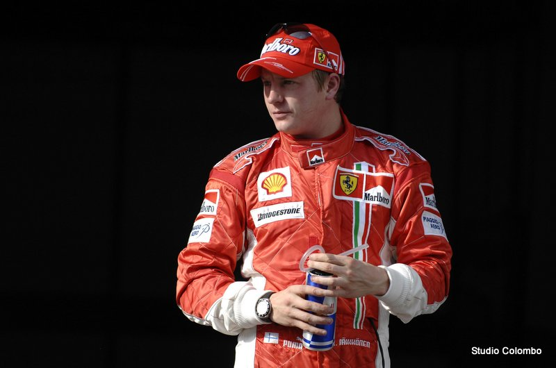 Kimi Raikkonen To Leave Formula One After 2015